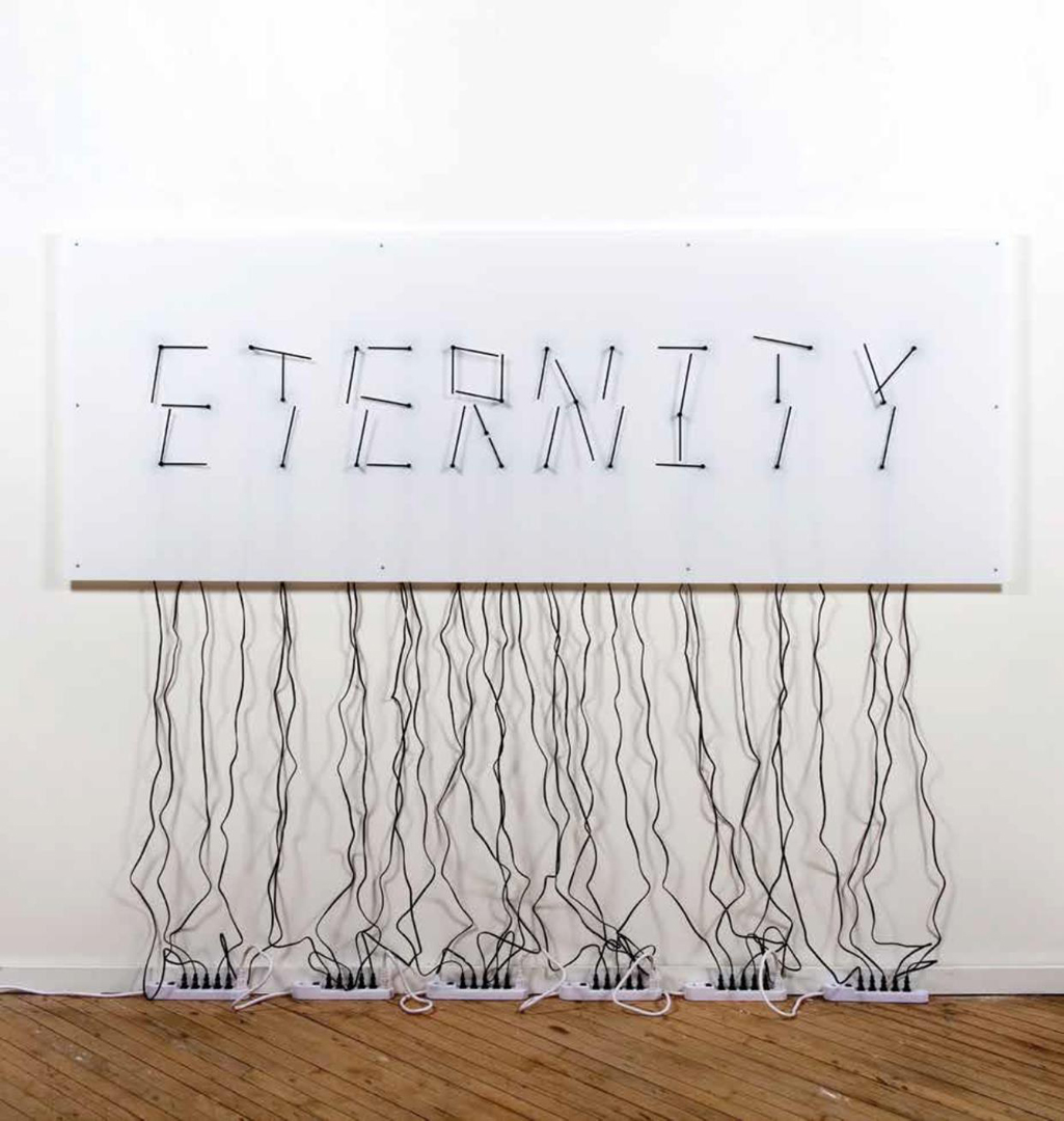 ©, Alicia Eggert and Mike Fleming, Eternity