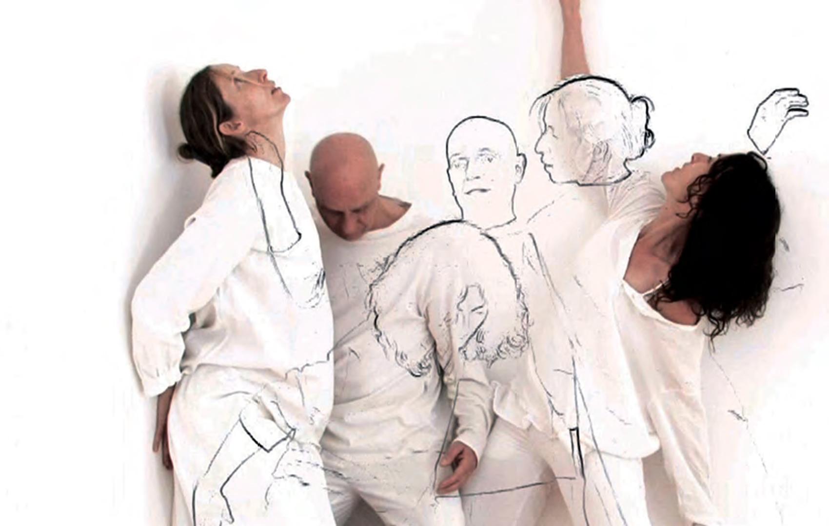 ©, Bello Benischauer and Elisabeth Maria Eitelberger, Art in Process