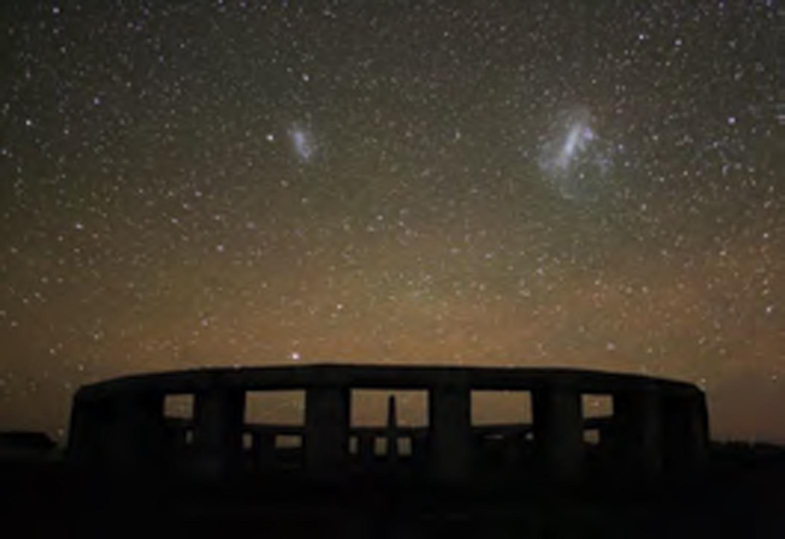 ©, Paul Moss, The Milky Way