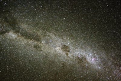 Moss The Milky Way