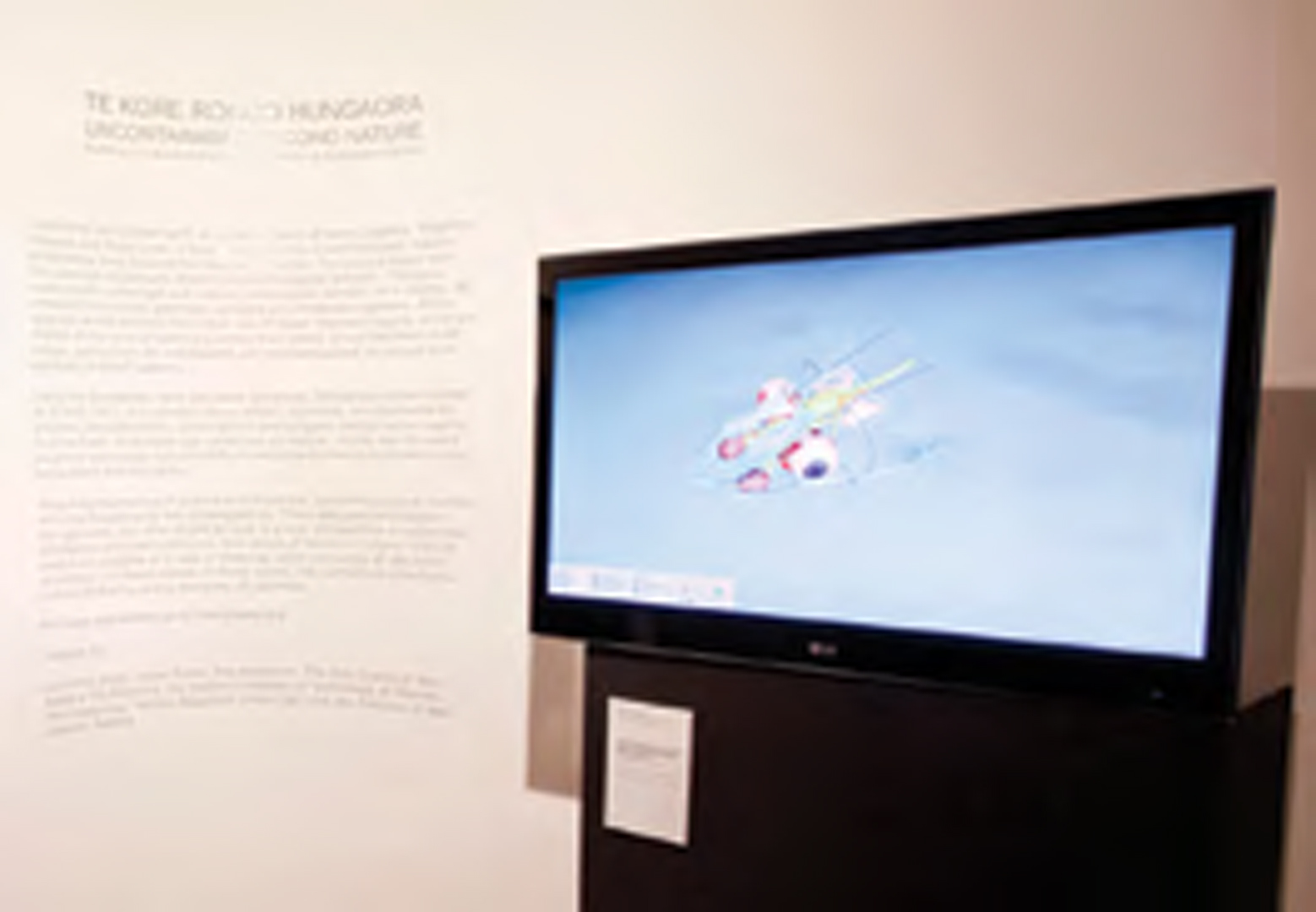 ©, Mike Paulin, Computational Visualization of the Electromagnetic Sensory World of Sharks