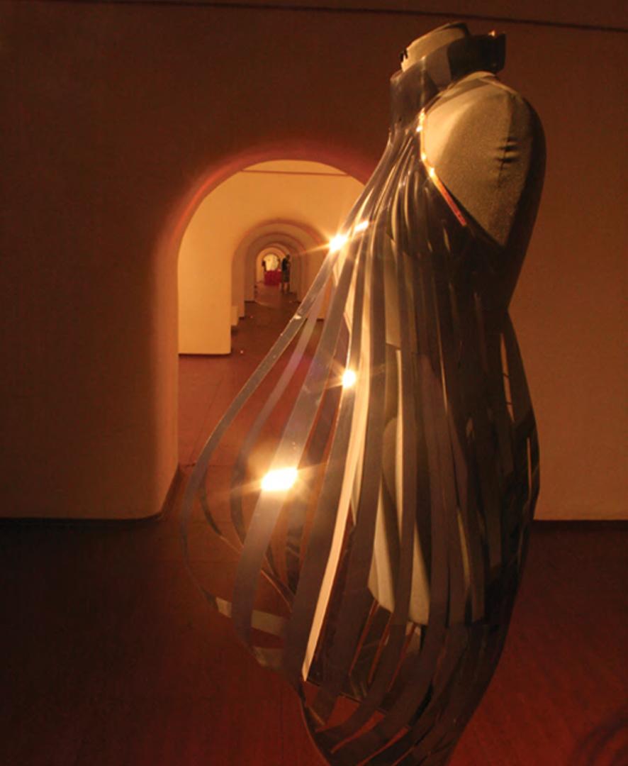 ©, Daan Roosegaarde, Intimacy Black and Lotus 7.0.