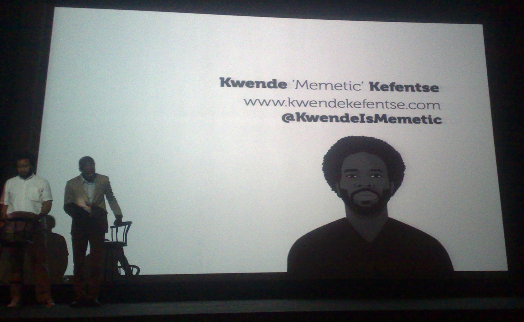 ©, Kwende Kefentse, DJ Memetric