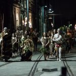 Opening Ceremony outside Carriageworks