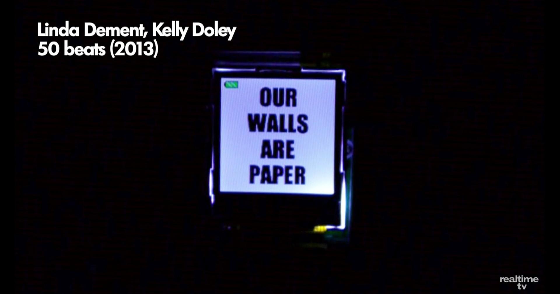 ©, Linda Dement and Kelly Doley, 50 Beats