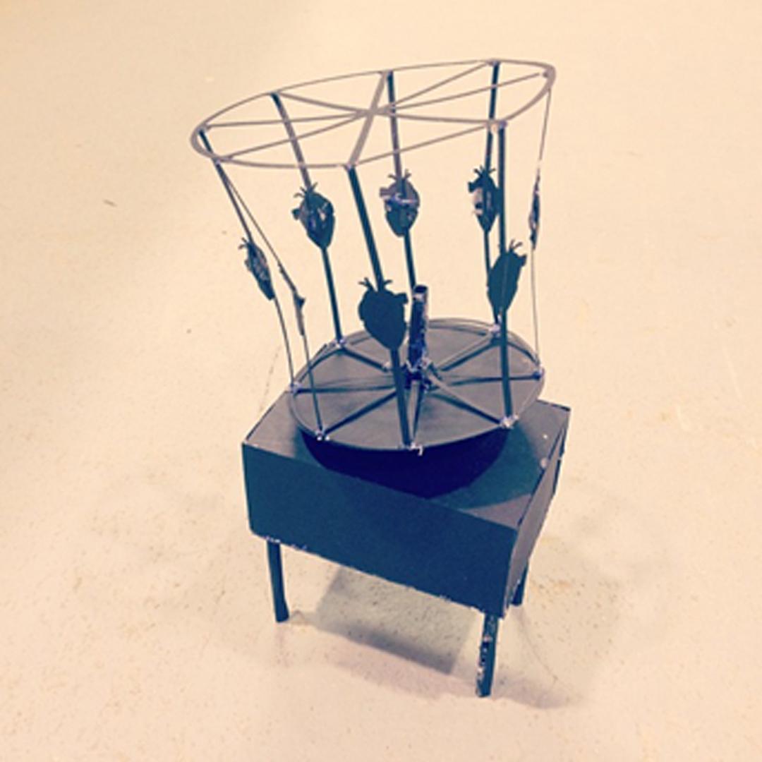©, Raphael Arar, (+/-) Pendulum