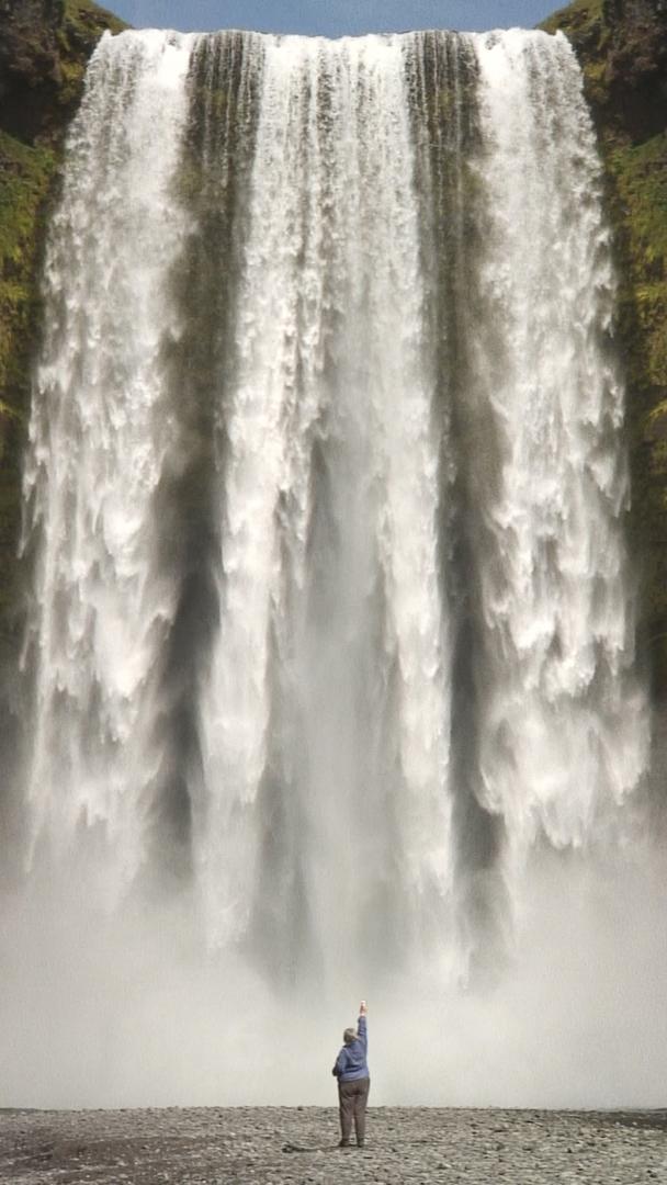 ©, Stephen Hilyard, Waterfall