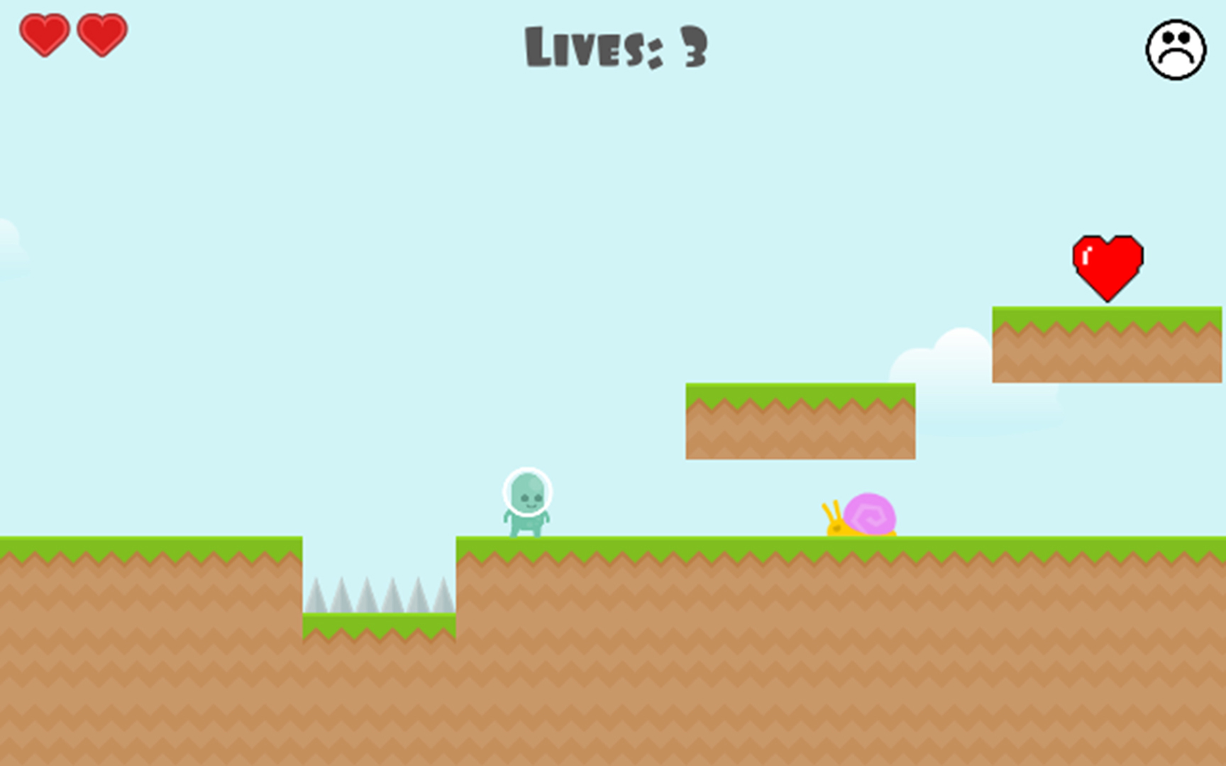 ©, , Happy Go Lucky: A Smile and Run Game