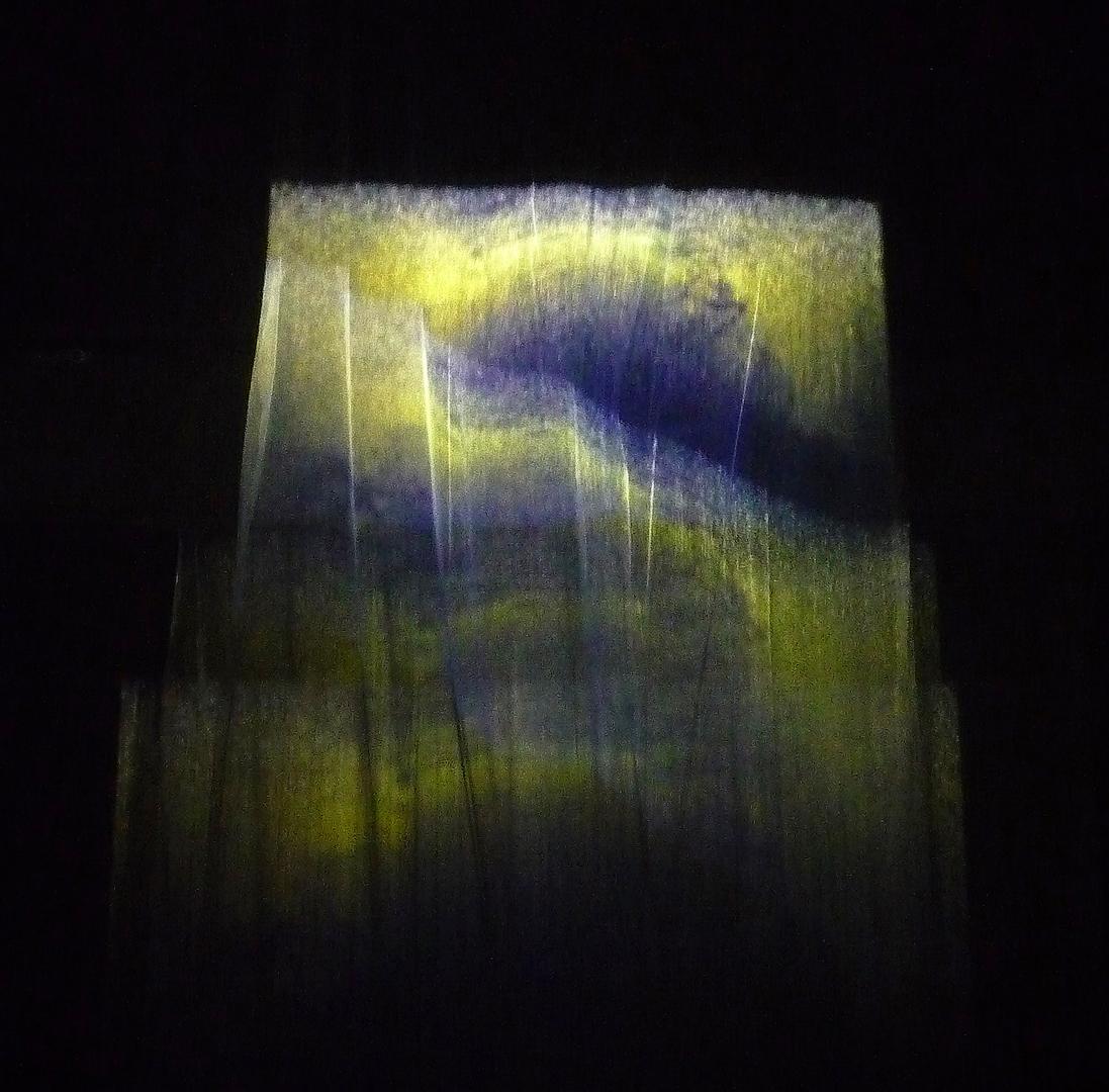 ©, Anne Katrine Senstad and Catherine Christer Hennix, The Infinitesimal – Interlacing Worlds