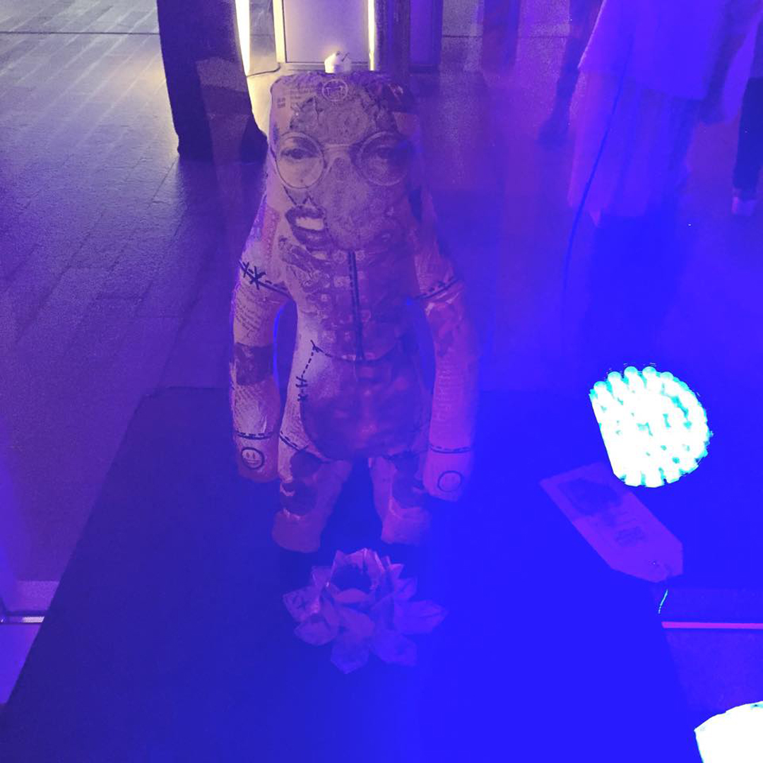 ©ISEA2014: 20th International Symposium on Electronic Art, Hamda Al Ansari, Nomadic Dolls