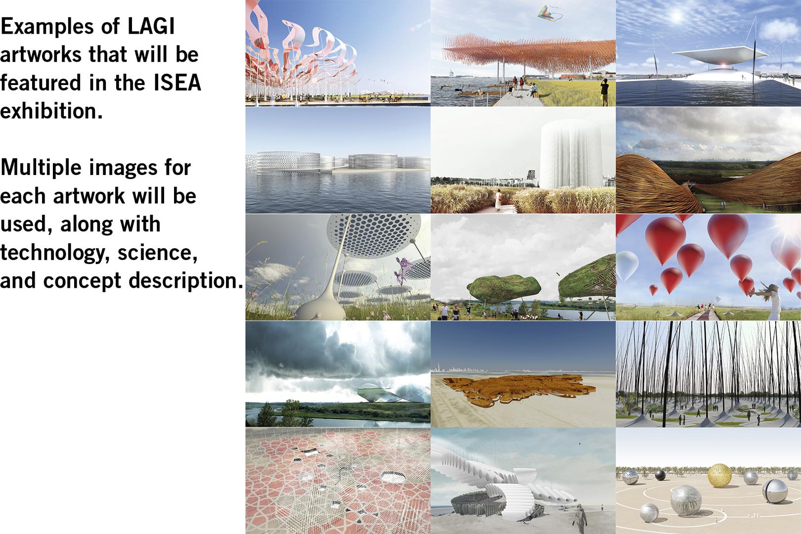 ©ISEA2014: 20th International Symposium on Electronic Art, Elizabeth Monoian and Robert Ferry, Land Art Generator Initiative
