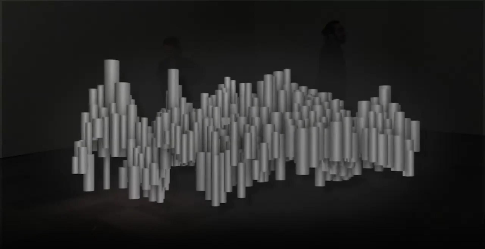 ©ISEA2015: 21st International Symposium on Electronic Art, Pirkka Åman, Lukas Kuehne, Matti Niinimäki, Jairo Acosta Lara, Ava Grayson, Karina Jensen, Narim Lee, Sébastien Piquemal, and Taavi Varm, Passio Musicae Open Source: Interactive Sonification of the Sibelius Monument