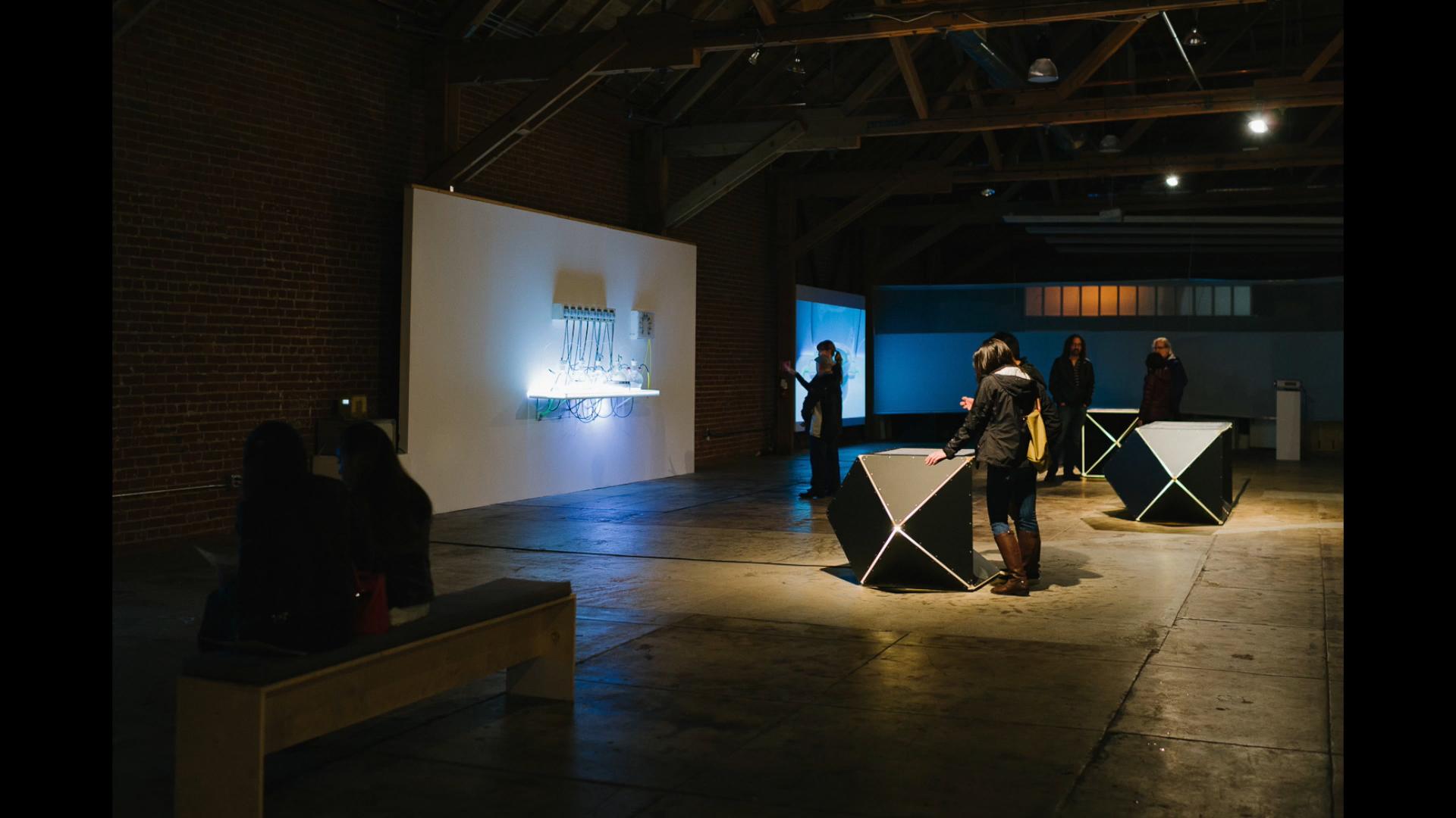 ©ISEA2015: 21st International Symposium on Electronic Art, Adam Brown, ReBioGeneSys: Origins of Life