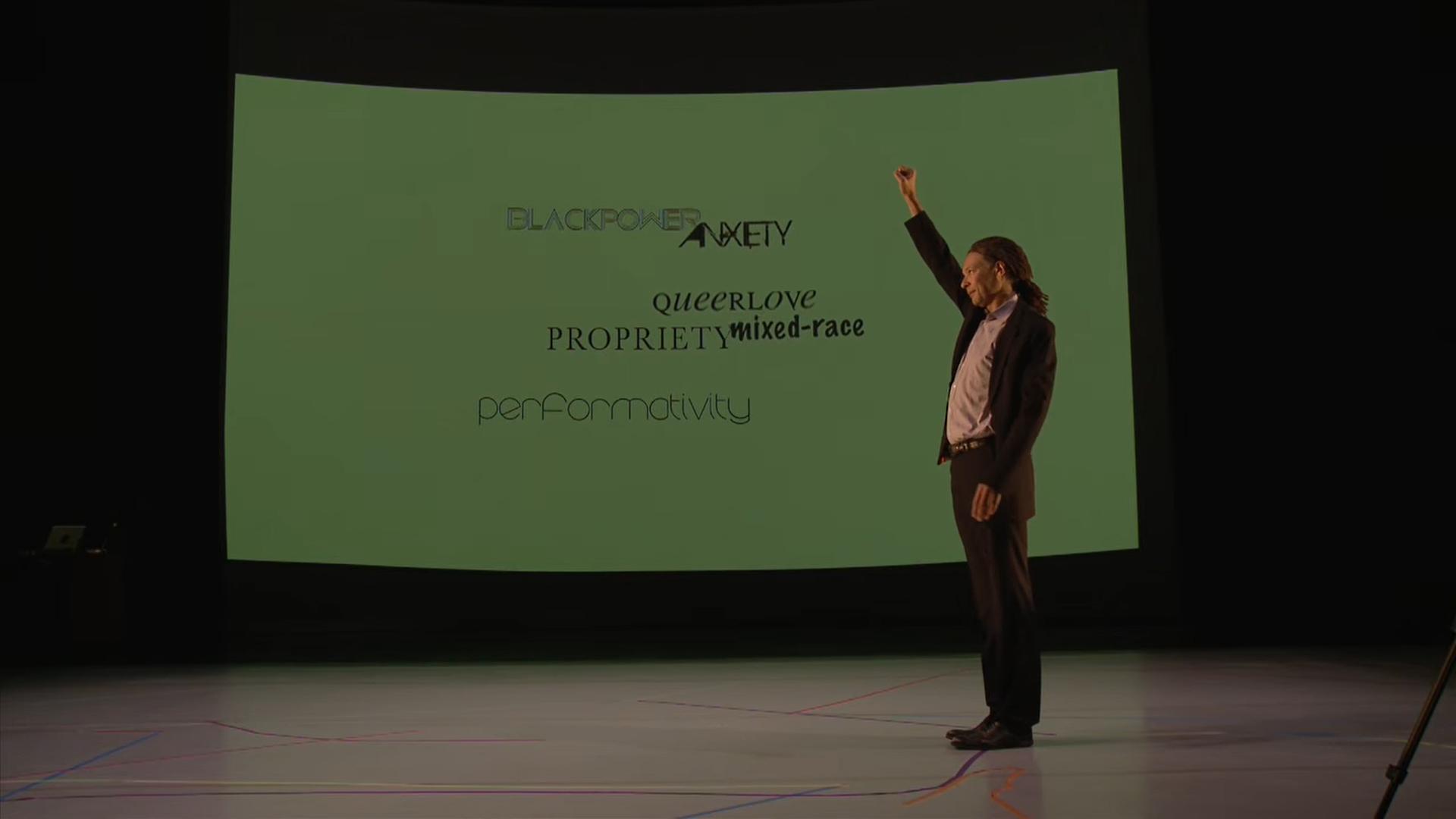 ©ISEA2015: 21st International Symposium on Electronic Art, Thomas Defrantz, The Weight of Ideas: Demonstration of Kinect Interface