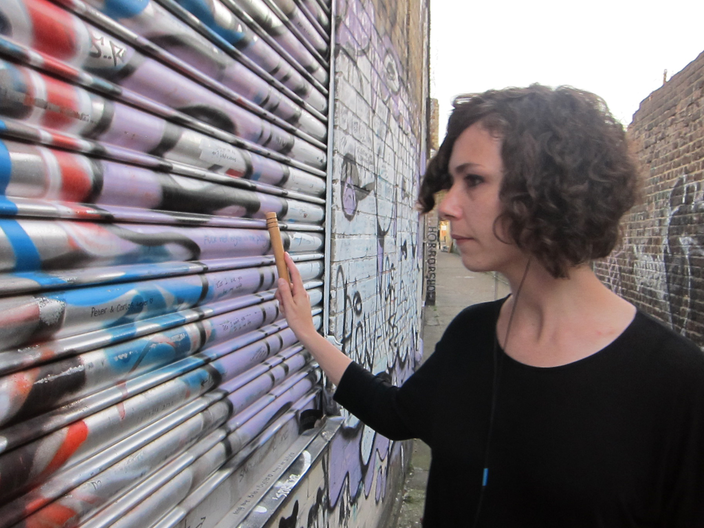 ©ISEA2015: 21st International Symposium on Electronic Art, Maria Papadomanolaki, A certain geography: disrupting site-specific sound through networked performance