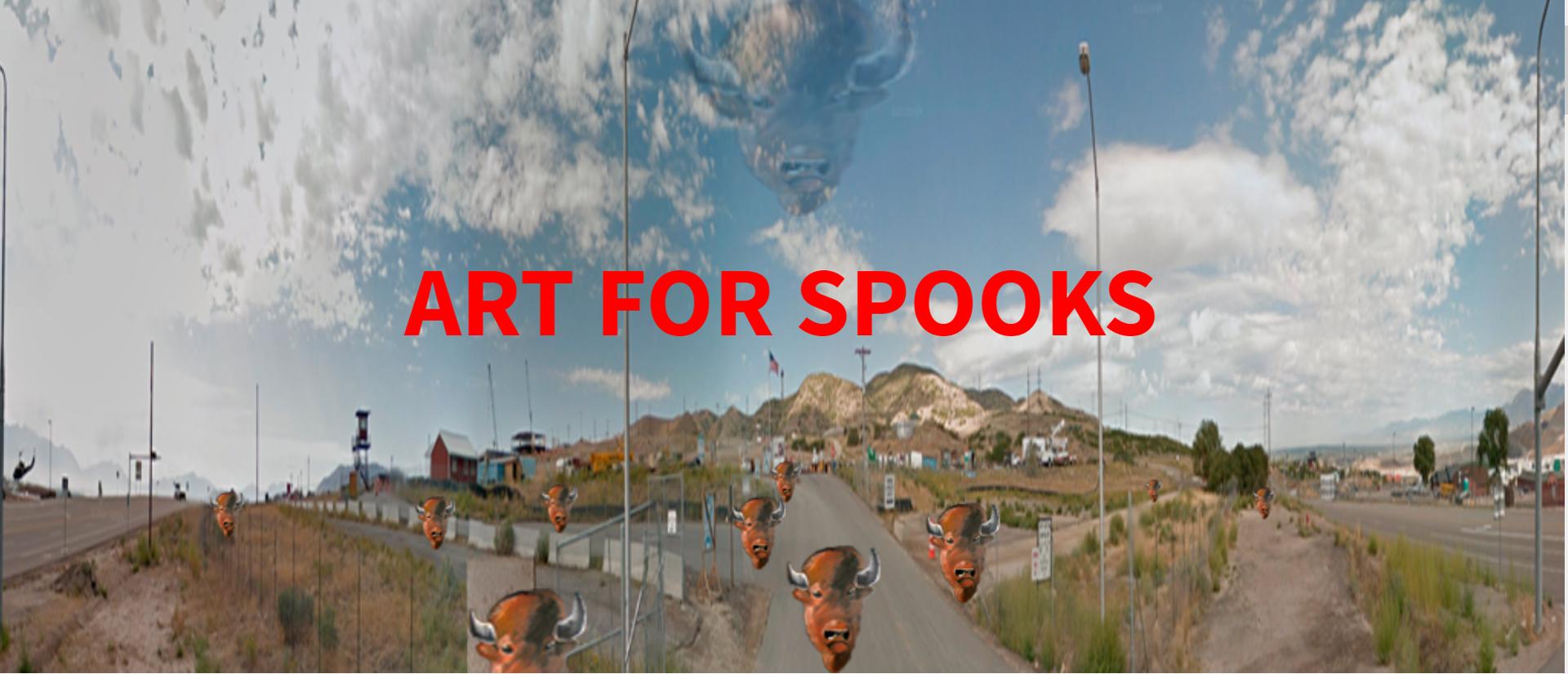 ©ISEA2015: 21st International Symposium on Electronic Art, Claudia Costa Pederson and Nicholas Knouf, Art for Spooks