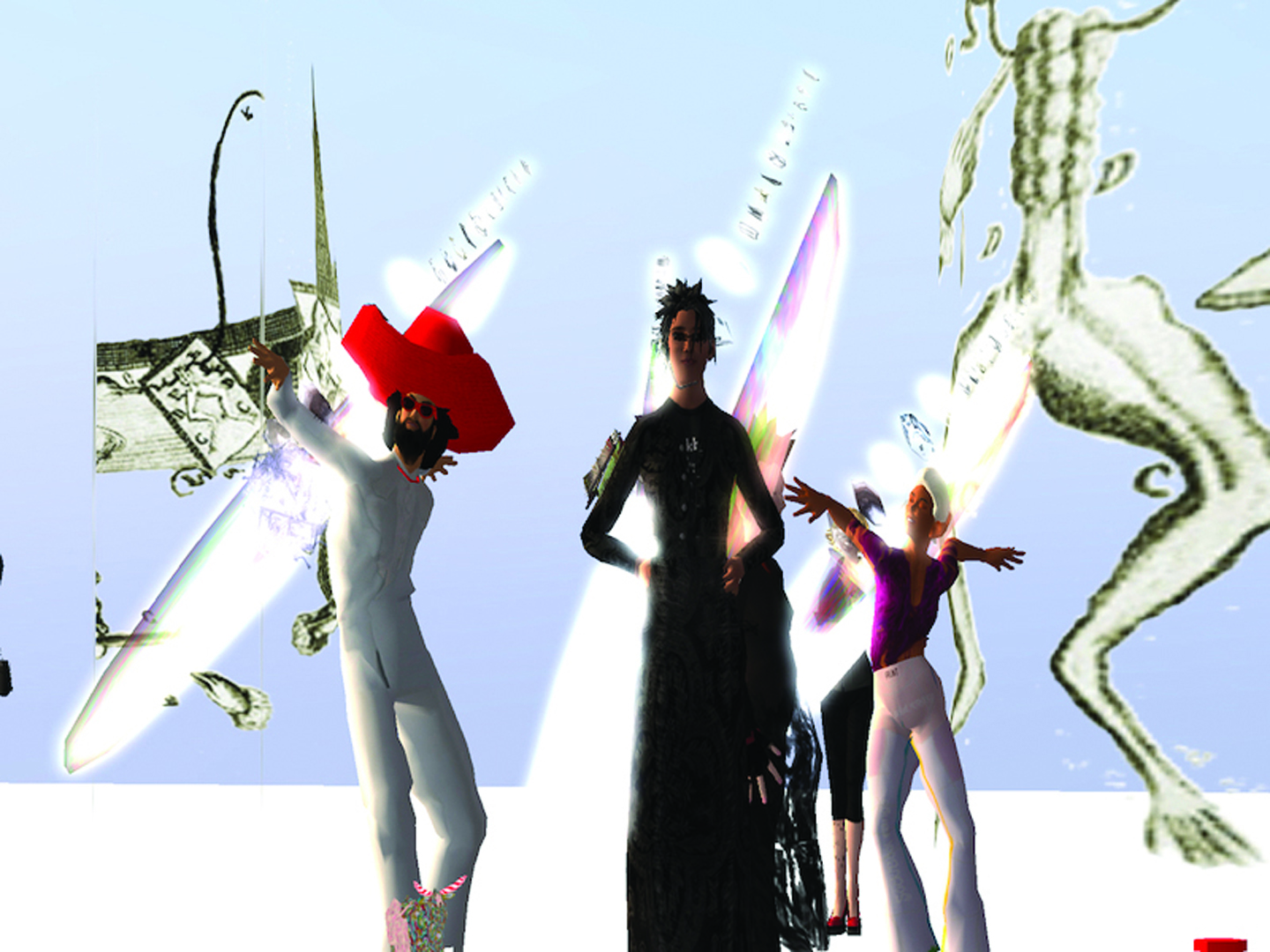 ©2008 – 2015, , The Heart Of Tones: The Avatar Orchestra Metaverse In Performance