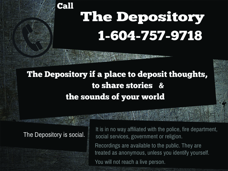 ©2012 – 2015, Katherine Bennett, The Depository