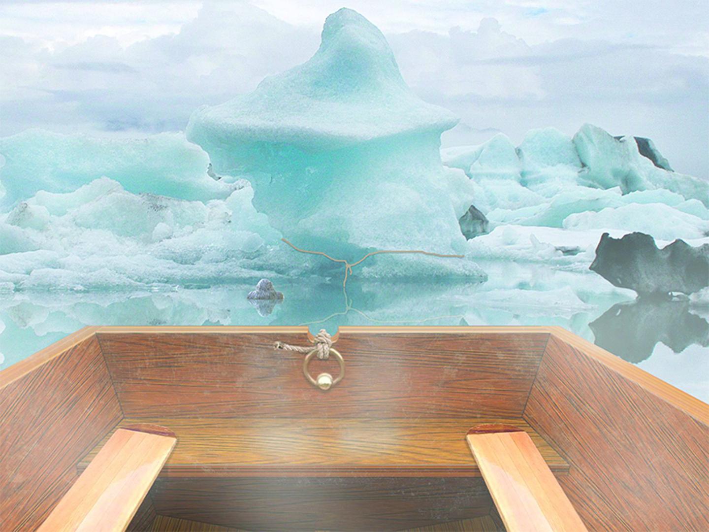 ©2015, Davis & Davis, Hauling Ice