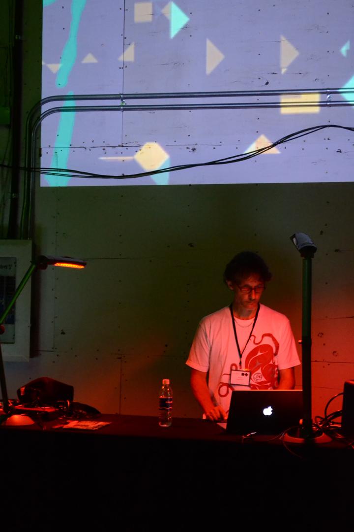 ©2014, Arne Eigenfeldt, Beats By Gesmi