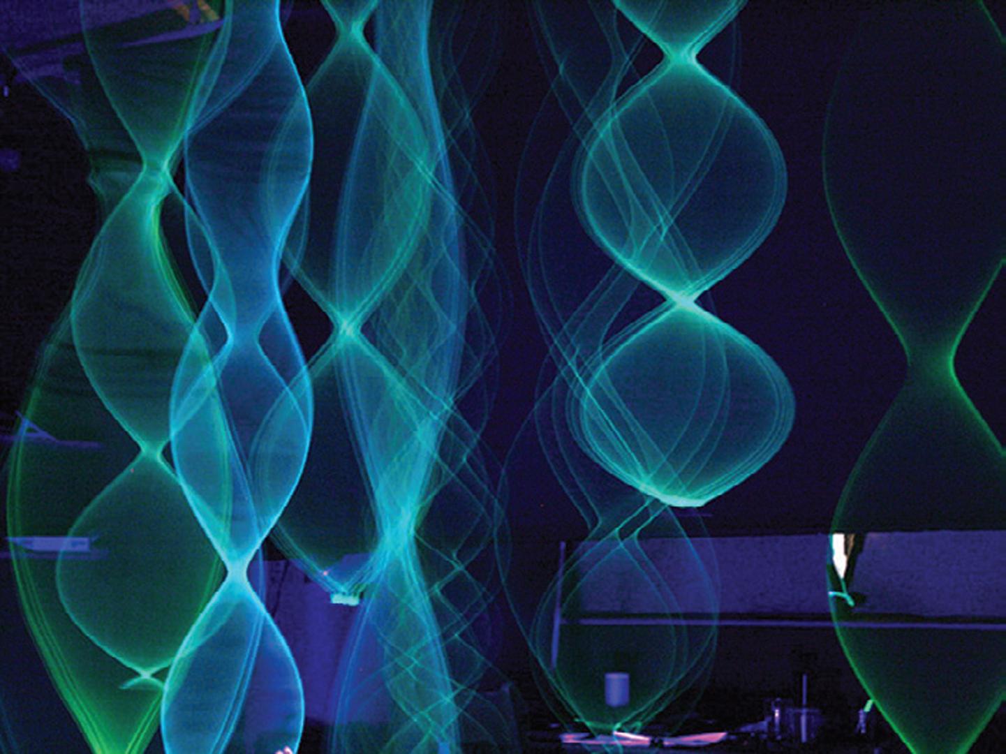 ©2012 – ongoing, Patrick Henri Harrop, Vortical Filament