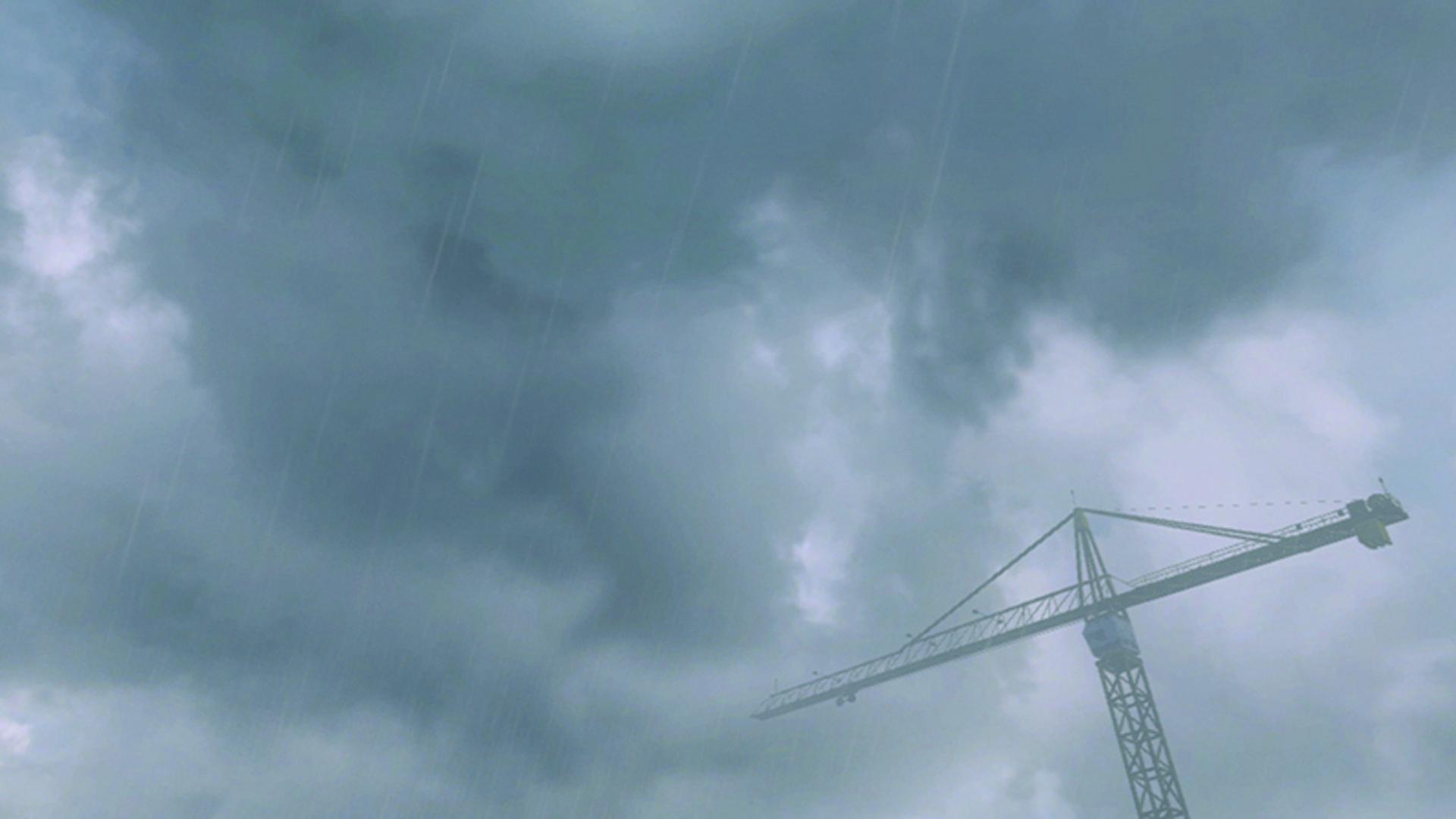 ©2014, Yuk-Yiu Ip, Clouds Fall