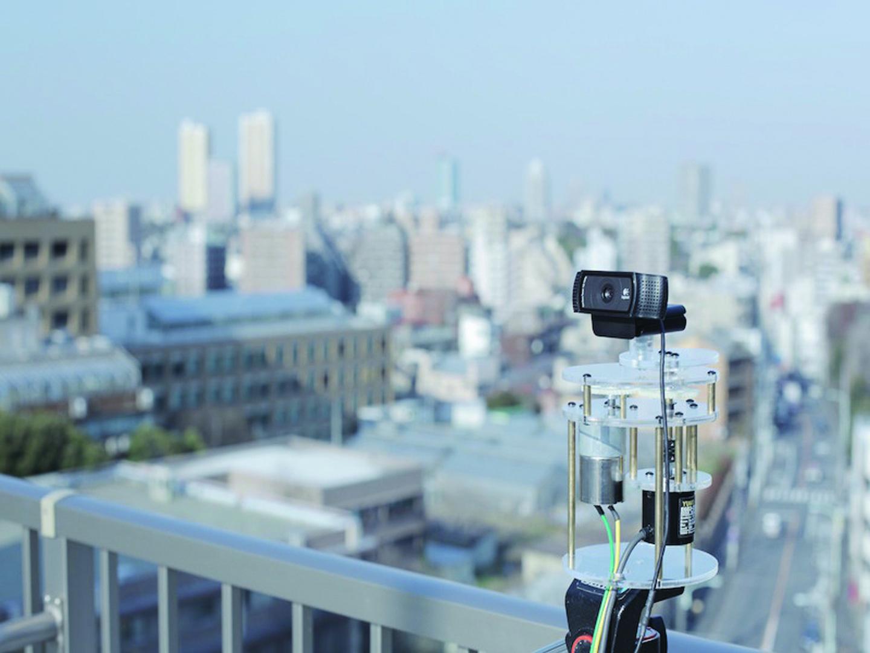©2014, Katsufumi Matsui, Kazunori Ogasawara, Seiichiro Matsumura, Cuichi Arakawa, and Seiko Okamoto, The 360° Skyline Song Project