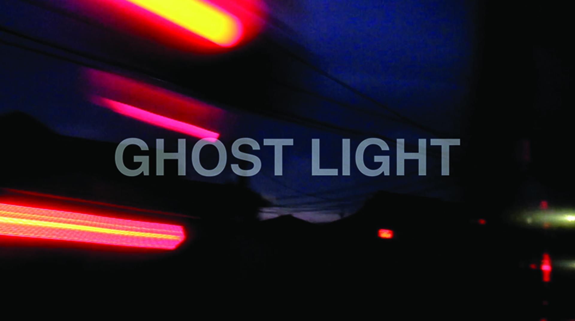 ©2015, Luke Pendrell, Ingis Fatuus (Ghost Light)