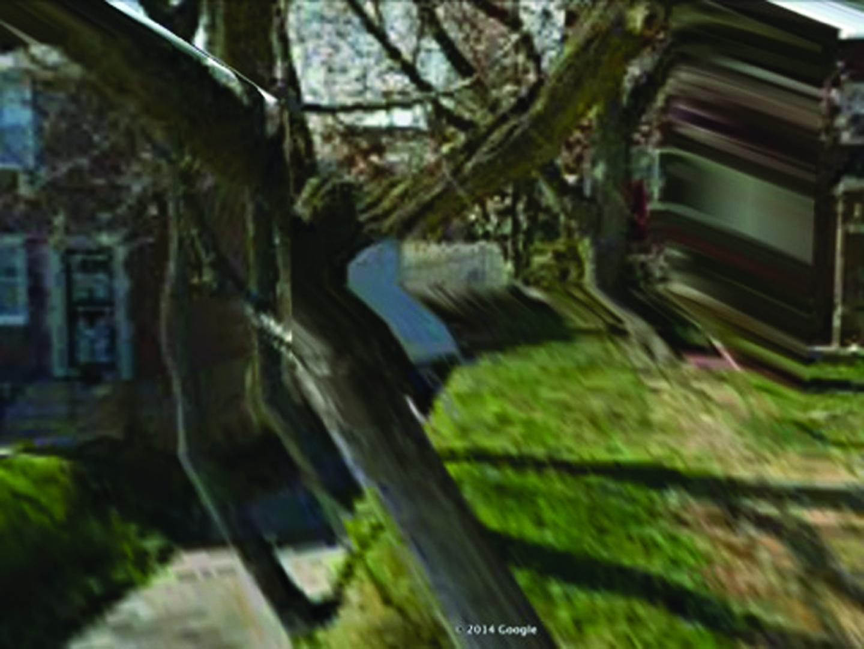©2014, PolakVanBekkum, The Mailman's Bag: 250 Miles Crossing Philadelphia