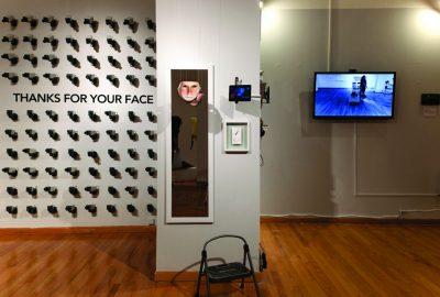 2015 Selvaggio: Urme Surveillance (Gallery Expression)