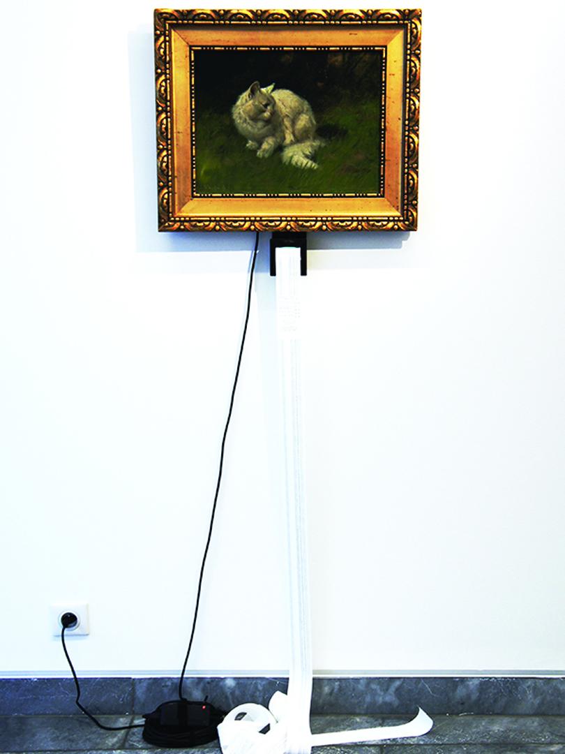 ©2014, Christa Sommerer and Laurent Mignonneau, The Value of Art (Cat)