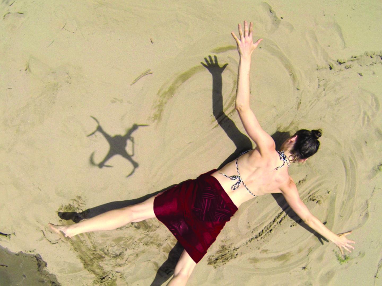 ©2014, Josephine Starrs and Leon Cmielewski, Dancing with Drones