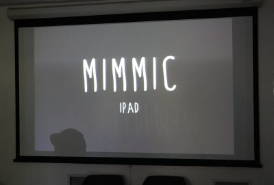 2015 Wong, Daggitt: Mimmic (Mobile Interactive Modular Multi-Screen Ipad Canvas)