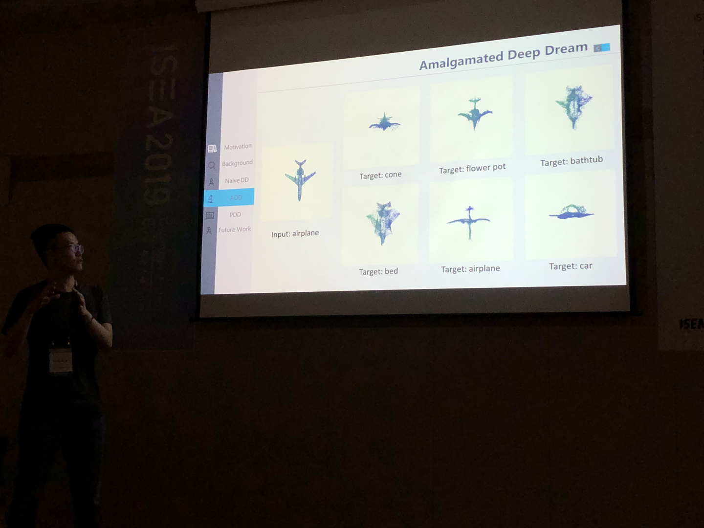 ©ISEA2019: 25th International Symposium on Electronic Art, Songwei Ge, Austin Dill, Eunsu Kang, Chun-Liang Li, Lingyao Zhang, and Barnabs Pczos, Developing Creative AI to Generate Sculptural Objects