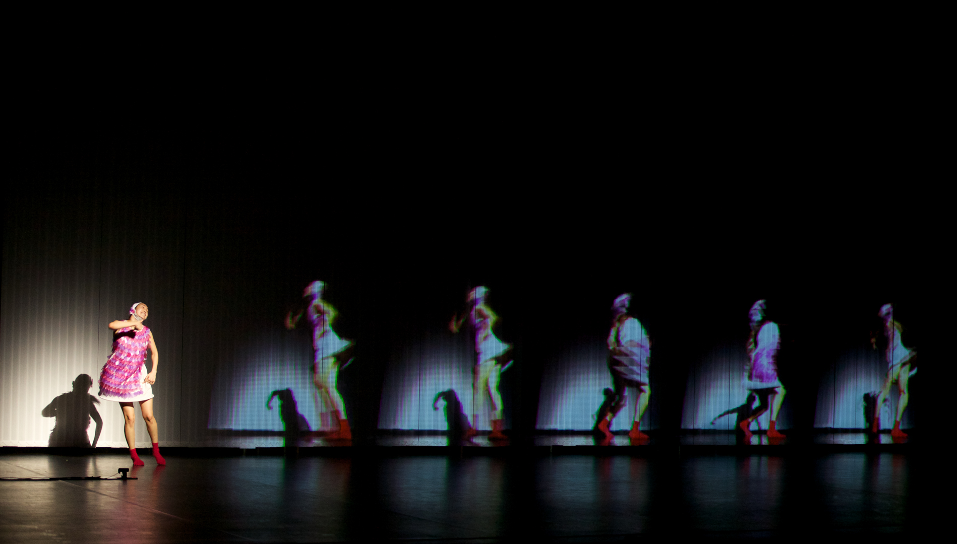 ©ISEA2019: 25th International Symposium on Electronic Art, Jeong-Seob Lee, Spatiotemporal Reconstruction of Dance Movement