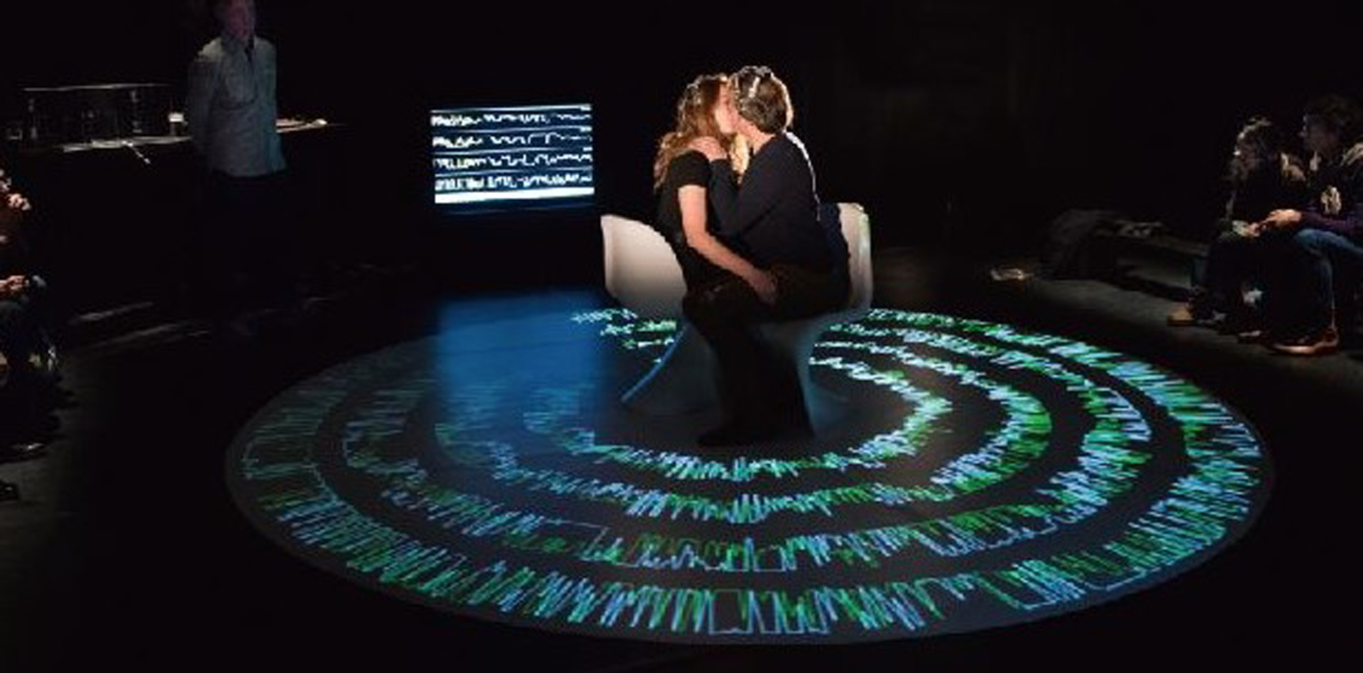 ©, Karen Anne Lancel and Hermen Maat, Shared Senses: Intimacy Data Symphony