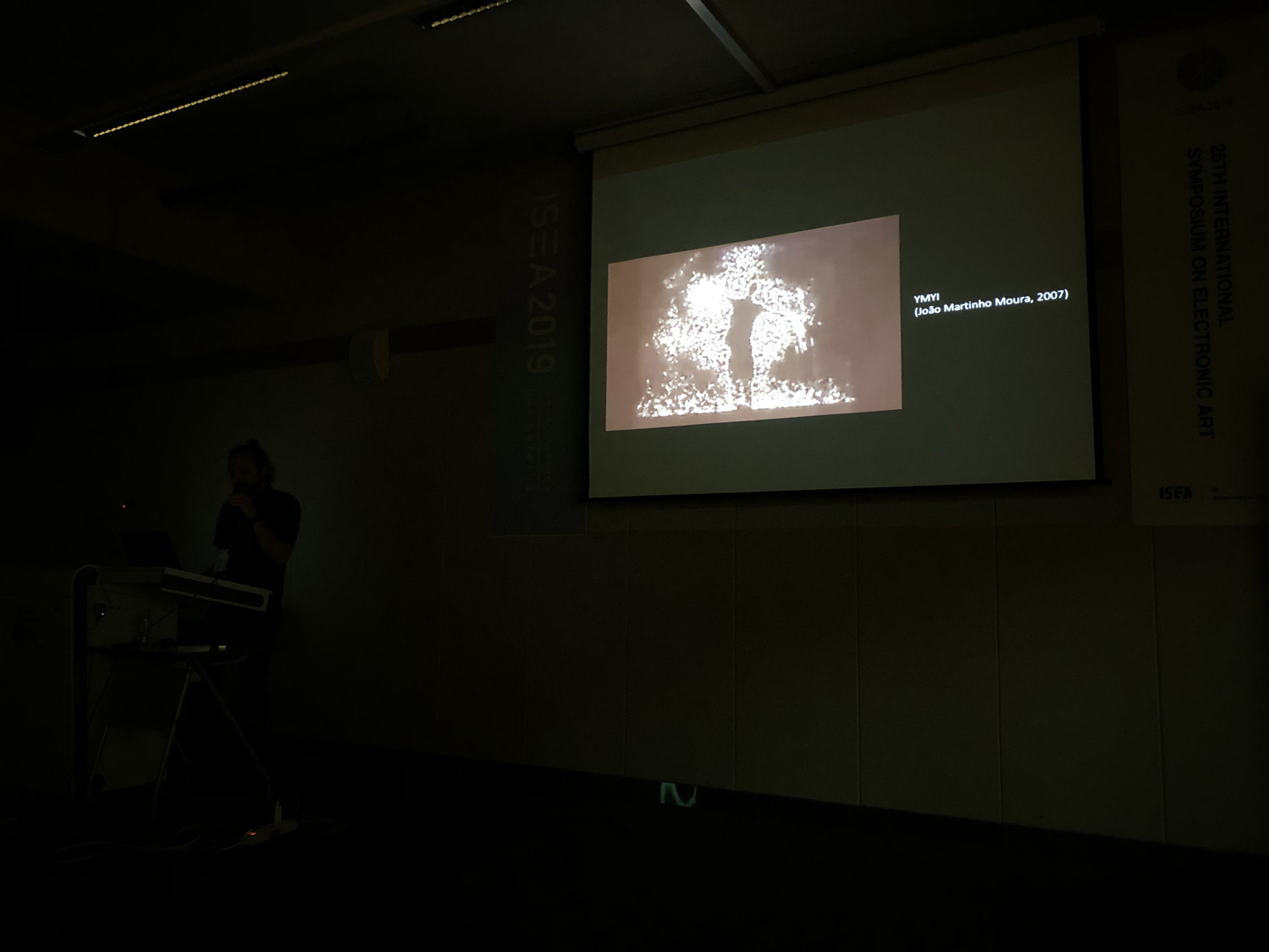 ©ISEA2019: 25th International Symposium on Electronic Art, Né Barros, Paulo Ferreira-Lopes, and João Martinho Moura, From Real to Virtual Embodied Performance: A Case Study Between Dance and Technology