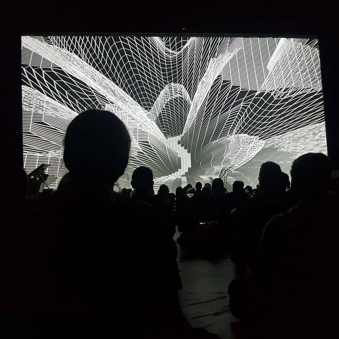 ©, NOS Visuals, Nohlab Studio, Osman Koç, and Udi Bonen, Deep Space Music