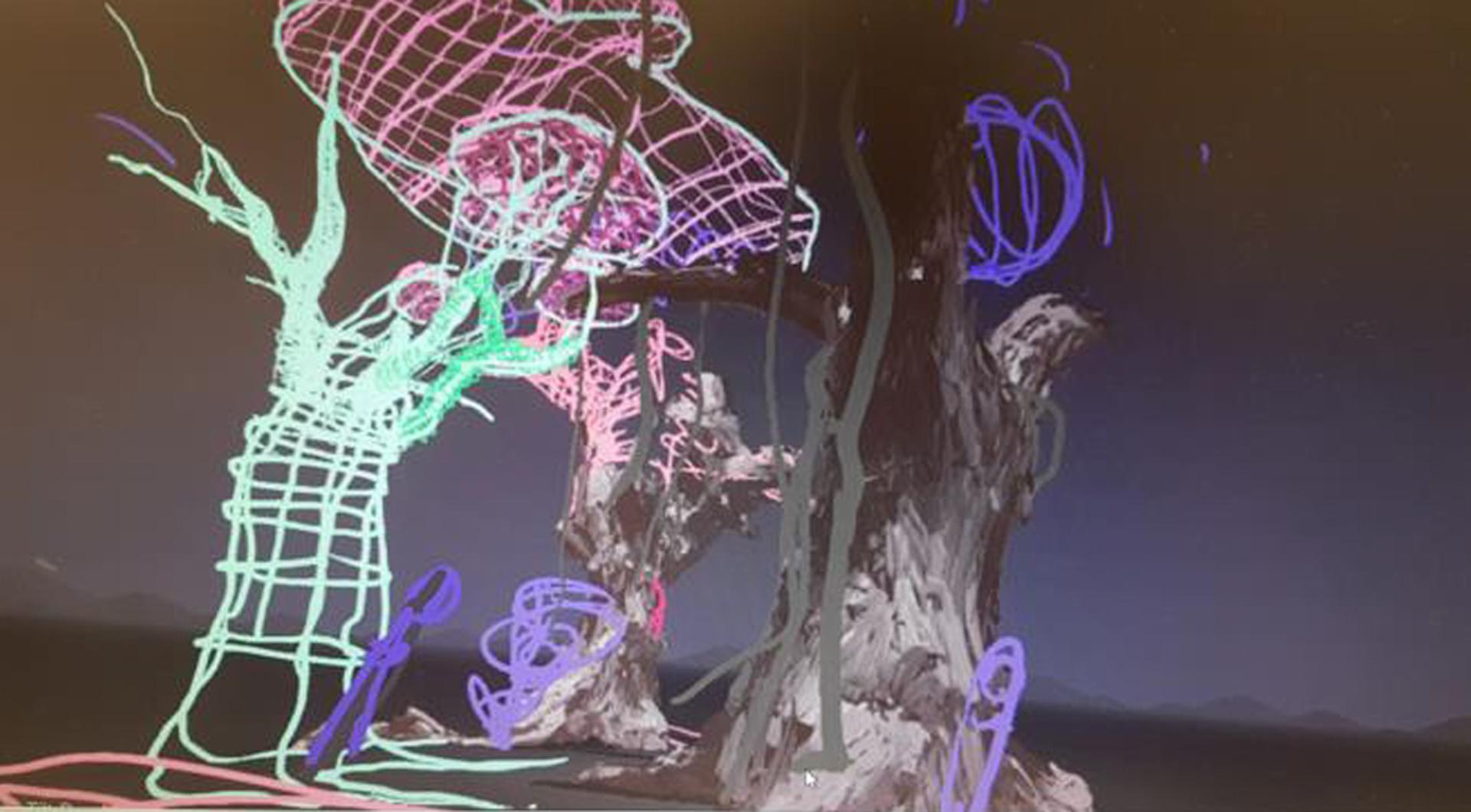 ©ISEA2019: 25th International Symposium on Electronic Art, Doros Polydorou, The Lemur's Forest