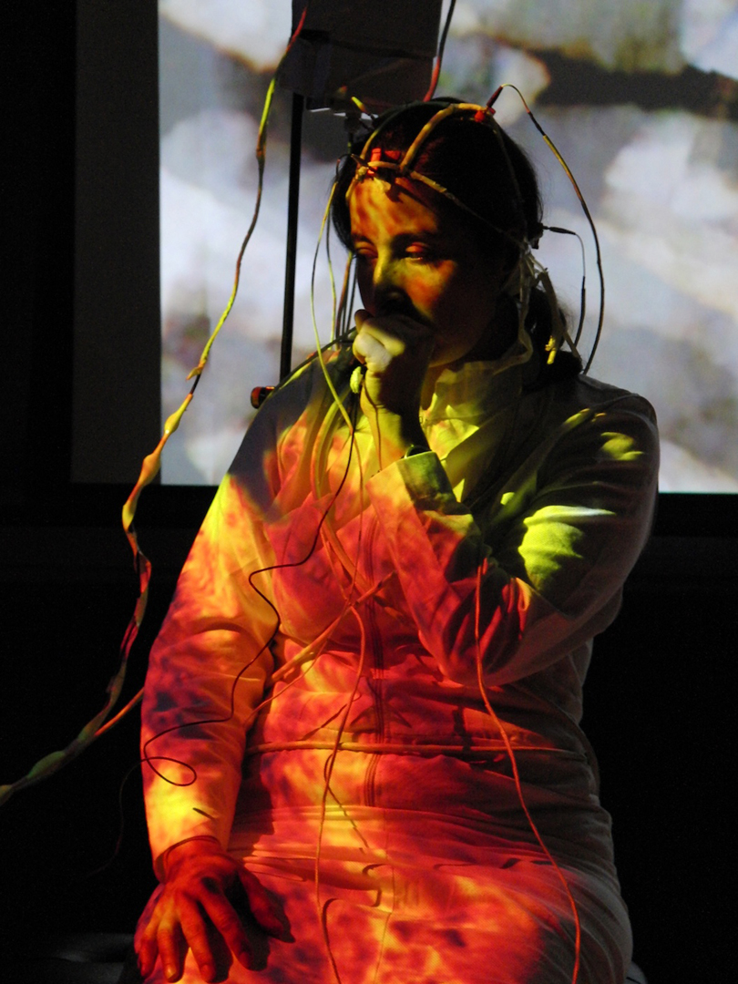©ISEA2019: 25th International Symposium on Electronic Art, Claudia Robles Angel, REFLEXION In (Out of) Sync