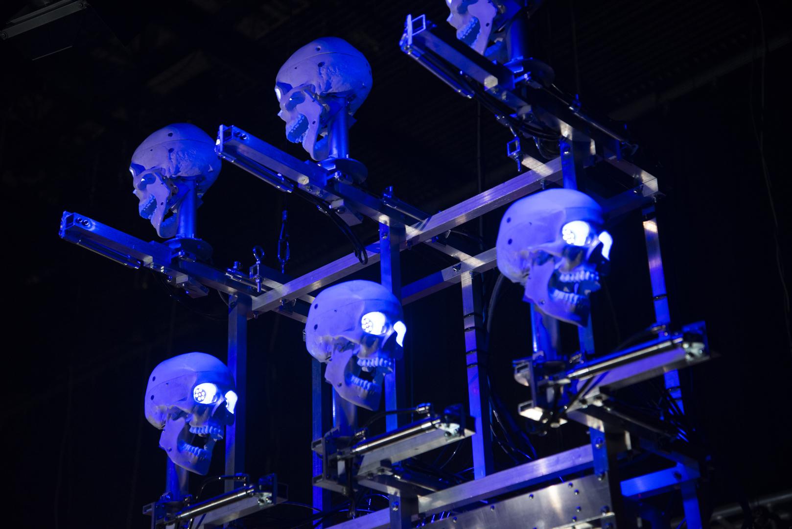 ©ISEA2019: 25th International Symposium on Electronic Art, Bill Vorn, Embodying Robot Performance