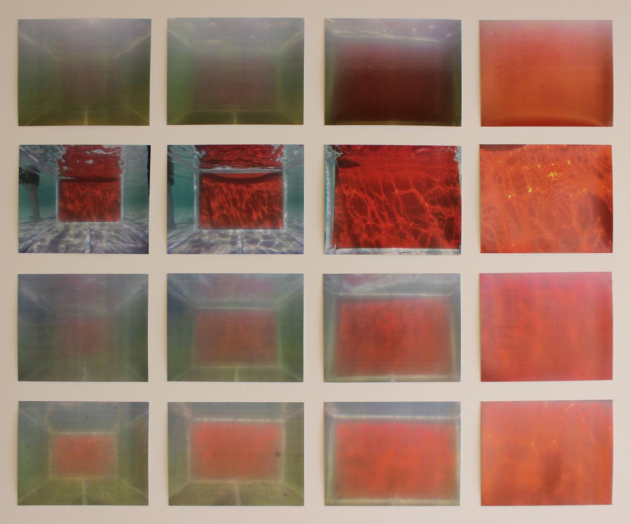 ©, Thomas Asmuth and Sara Gevurtz, Turbidity Paintings