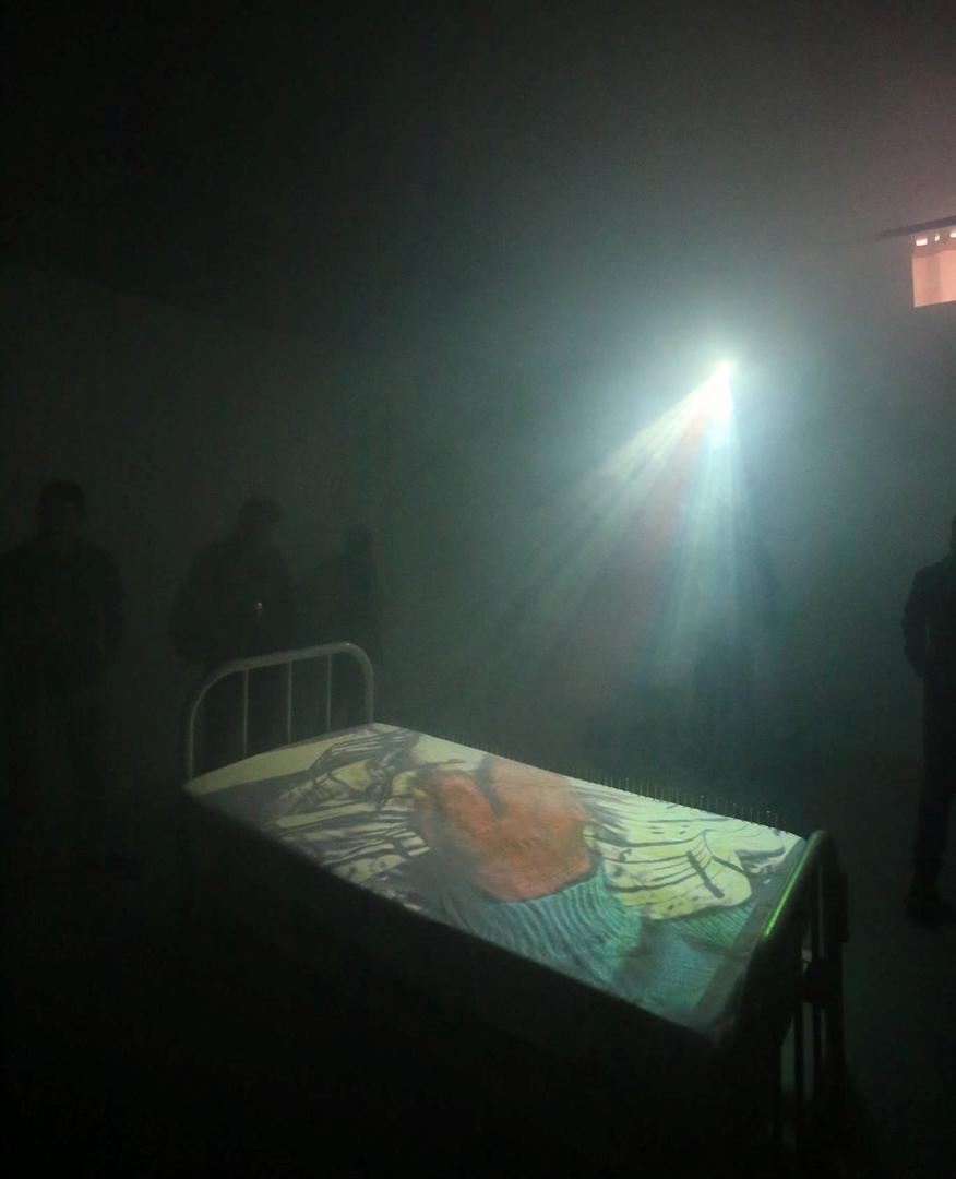 ©, Alejandro Jimenez Londoño and Liliana Maria Vergara Zambrano, Bed of Oblivion
