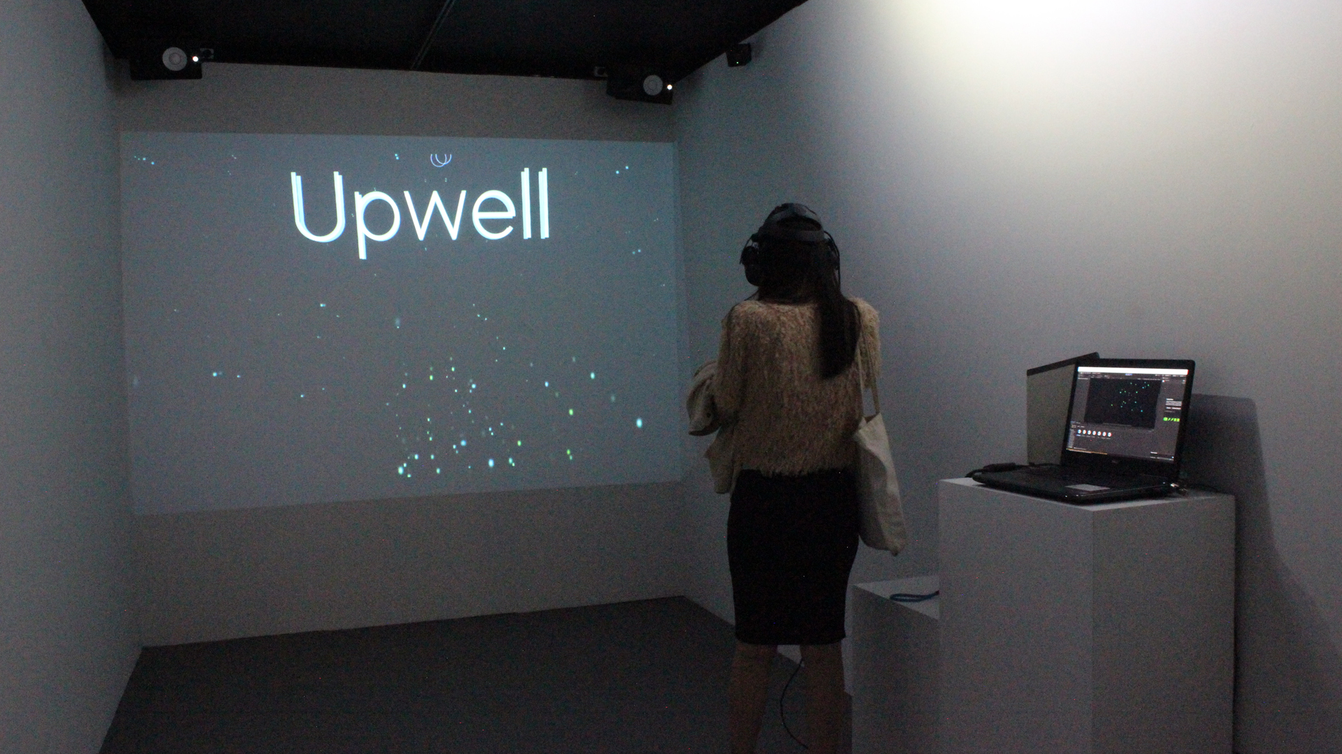 ©, Jinsil Hwaryoung Seo and Michael Bruner, Upwell: Performative Immersion