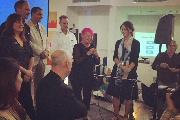 ISEA2014 Social Gathering