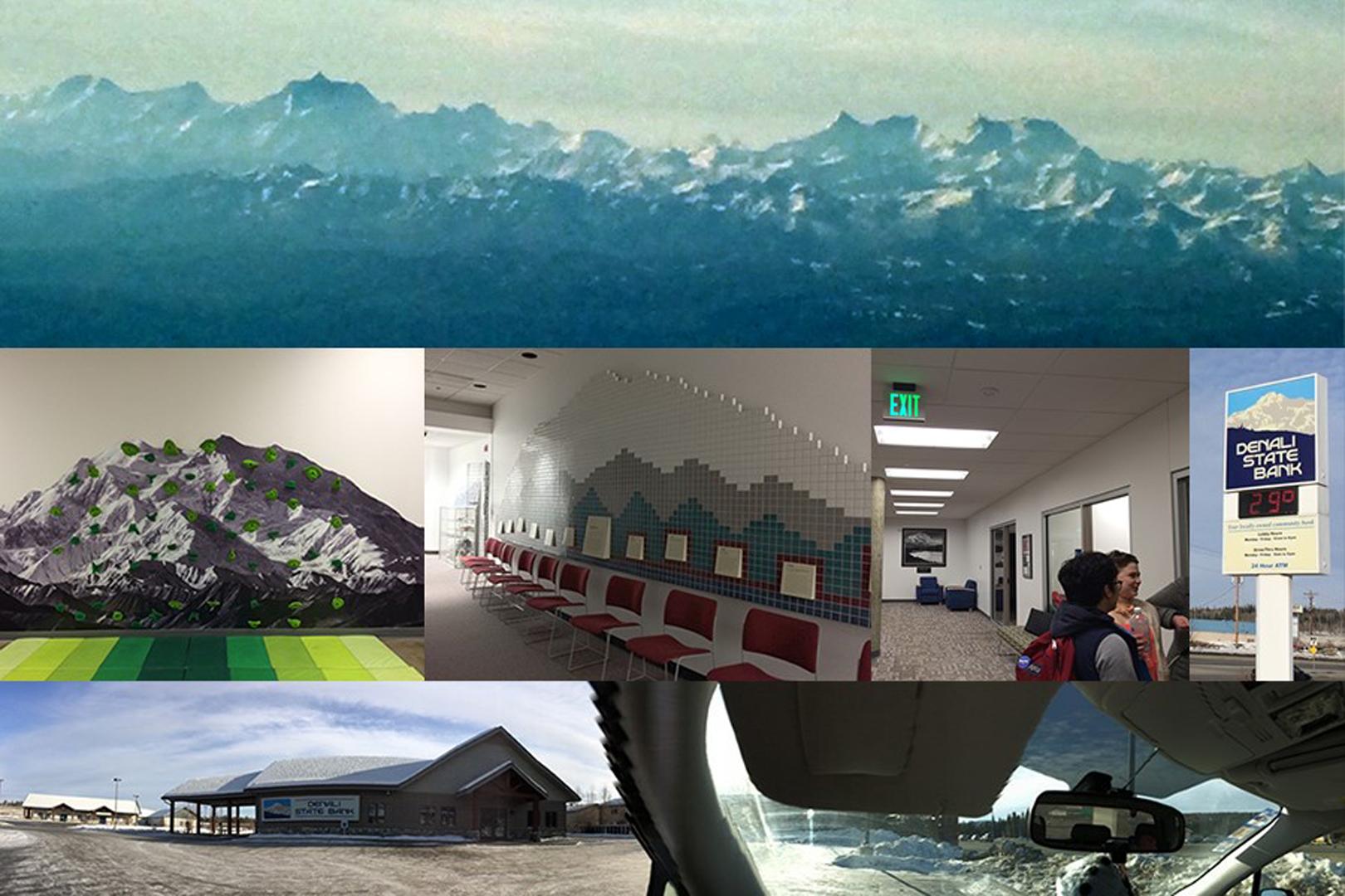 ©ISEA2016: 22nd International Symposium on Electronic Art, Miho Aoki, Forty-nine Views of Denali (mt. Mckinley)