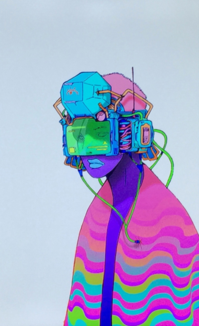 ©, Jethro Settler, Is Afrofuturism the Next Evolution of Black African Consciousness?