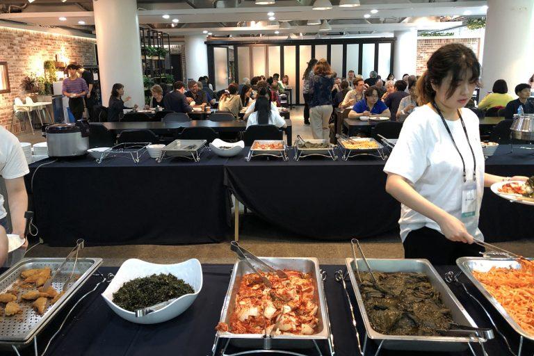 ISEA2019 Catering