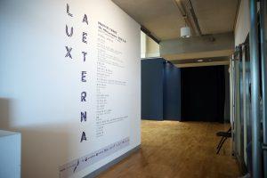 ISEA2019 Special Exhibition – Lux Aeterna