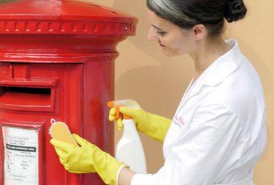 2016 Reinhuber The Urban Beautician: Mail Polish